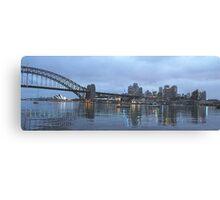 Images, Sydney Harbour,australia, Canvas Print