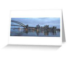 Images, Sydney Harbour,australia, Greeting Card