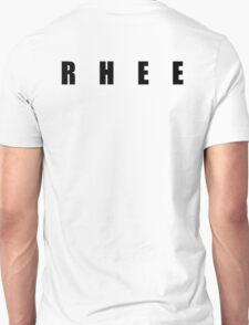 TEAM RHEE Unisex T-Shirt