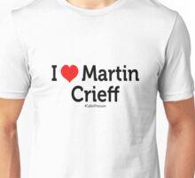 I Love Martin Crieff Unisex T-Shirt