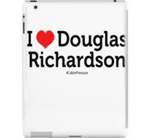 I Love Douglas Richardson iPad Case/Skin