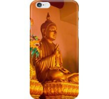Buddha in Thailand iPhone Case/Skin
