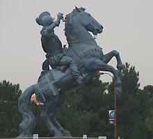 Statue by Cheyenne