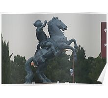Statue Poster