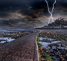 St Michael's Mount Cornwall by liberthine01