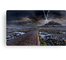 St Michael's Mount Cornwall Canvas Print