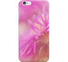 Dewy Pink Asters iPhone Case/Skin