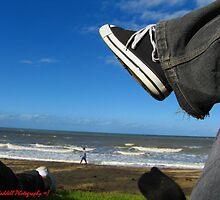 Beach Bumming by waddellphoto