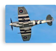 BBMF Spitfire LF.IXc MK356/21-V Canvas Print
