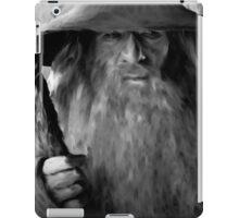 Gandalf From The Hobbit iPad Case/Skin