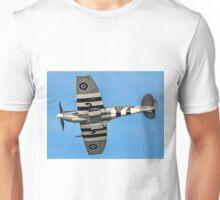 BBMF Spitfire LF.IXc MK356/21-V Unisex T-Shirt