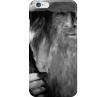 Gandalf From The Hobbit iPhone Case/Skin