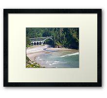 A Bridge to Dreams Framed Print