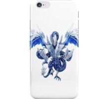 Trishula Dragon of the Ice Barrier iPhone Case/Skin