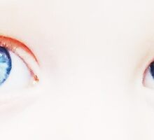 My Blue Eyed Girl by KatLeeDee