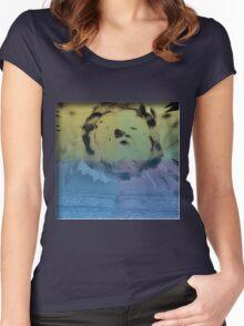 Liquid Bloom Women's Fitted Scoop T-Shirt