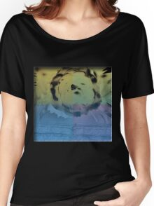 Liquid Bloom Women's Relaxed Fit T-Shirt