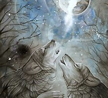 Moon Howl  by Everlyn