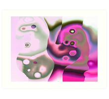 landscape 5 Art Print