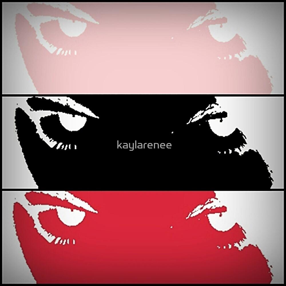 eyes by kaylarenee