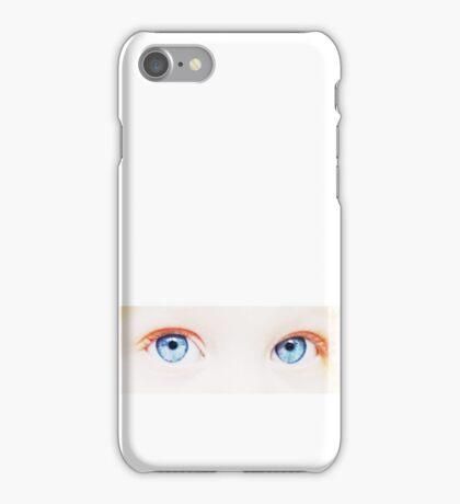 My Blue Eyed Girl iPhone Case/Skin