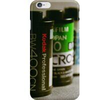 35mm Film iPhone Case/Skin