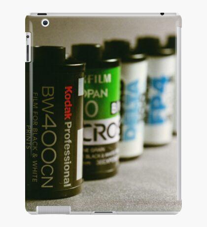 35mm Film iPad Case/Skin