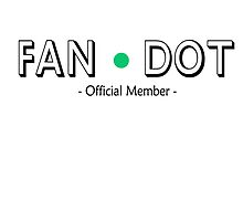 Cabin Pressure - Fan Dot Official Member by cabinpressure