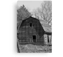 Old Homestead 1800's Canvas Print
