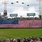 Opening Day by Larry Glick