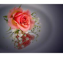 Rosy Glow Photographic Print