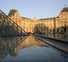 La Louvre by PCDC