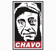 El Chavo by Gingerbredmanny