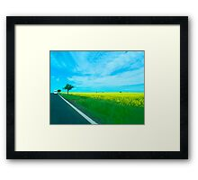 Colors 2	 Framed Print