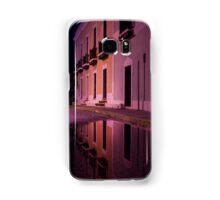 Old Reflections in San Juan Samsung Galaxy Case/Skin