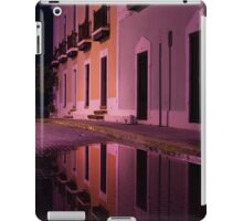 Old Reflections in San Juan iPad Case/Skin