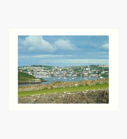 Kinsale, Ireland Art Print