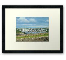 Kinsale, Ireland Framed Print