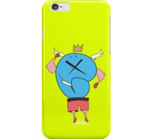 Champ Street art character iPhone Case/Skin