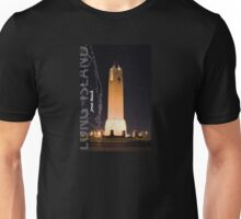Jones Beach. Unisex T-Shirt