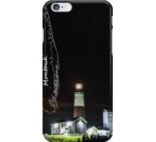 Montauk Point Light. iPhone Case/Skin