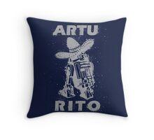 Me llamo Arturito Throw Pillow