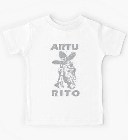 Me llamo Arturito Kids Tee