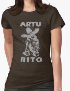 Me llamo Arturito Womens Fitted T-Shirt