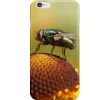 Fly on Flower iPhone Case/Skin