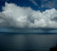Offshore Cloud, Royal National Park, Australia by muz2142