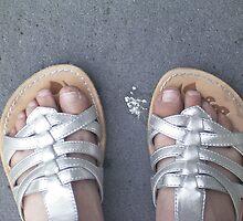 My Feet by portia clarke