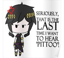 Seriously, That is the Last Time I want to hear 'Pittoo'! Poster