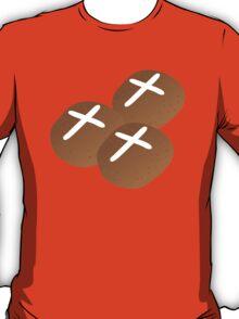 Hot cross buns for Easter T-Shirt