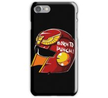 Born to Punch iPhone Case/Skin